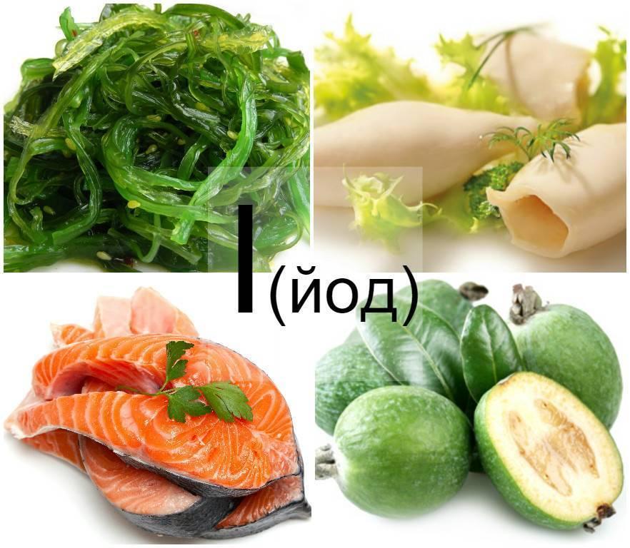 Правильное питание для здоровья щитовидки
