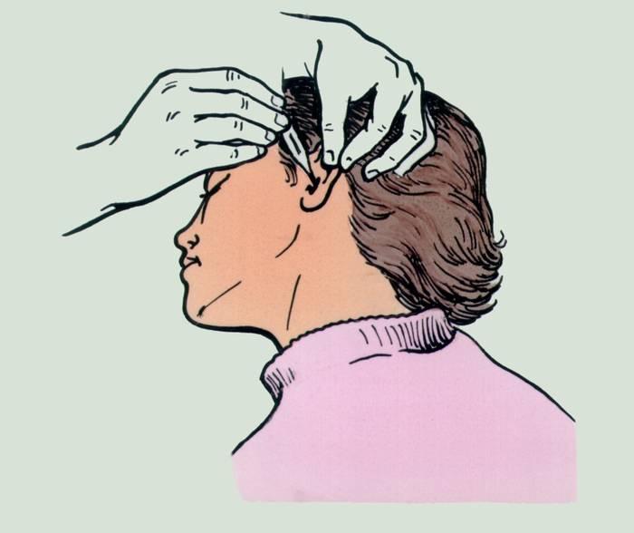 Сколько нужно лежать после закапывания в ухо. как правильно закапать капли в ухо, отзывы. общие правила проведения процедуры.