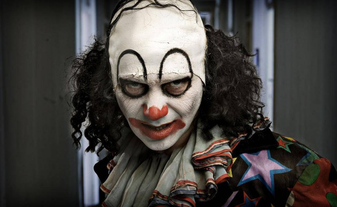 Боязнь клоунов у детей и взрослых – коулрофобия