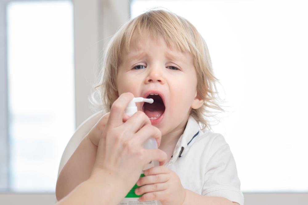 Ангина у ребенка 4 года — как лечить
