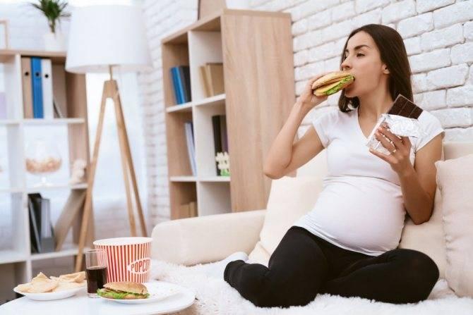 Как влияет ангина при беременности на плод