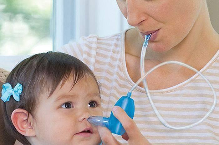 Как правильно промывать нос физраствором грудничку