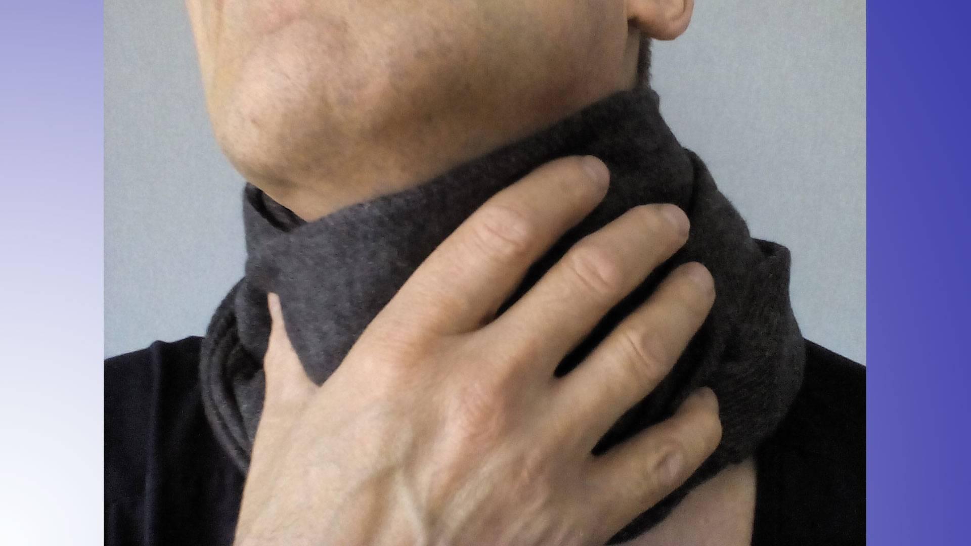 компресс для горла при ангине