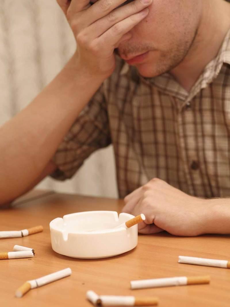 зависимость курения