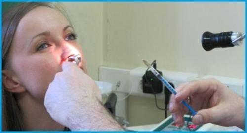 как восстановить слизистую в носу