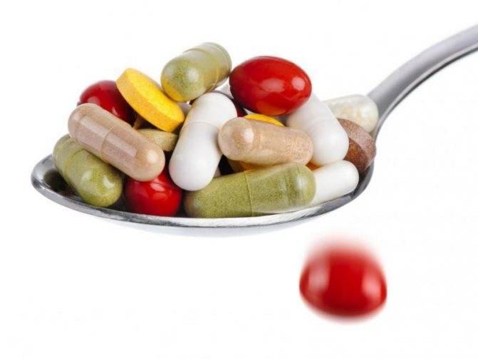 Важнейшие лекарства после удаления желчного пузыря