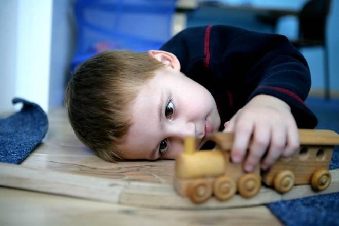 Инвалидность при аутизме