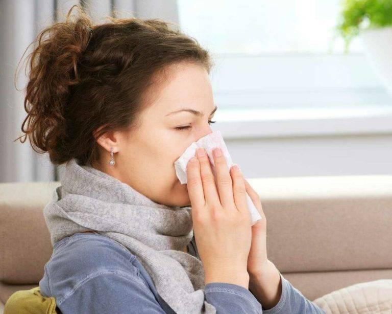 Как различить грипп от ангины