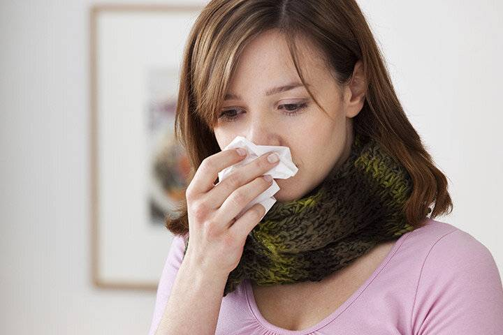 Как избавиться от хронического насморка (ринита)