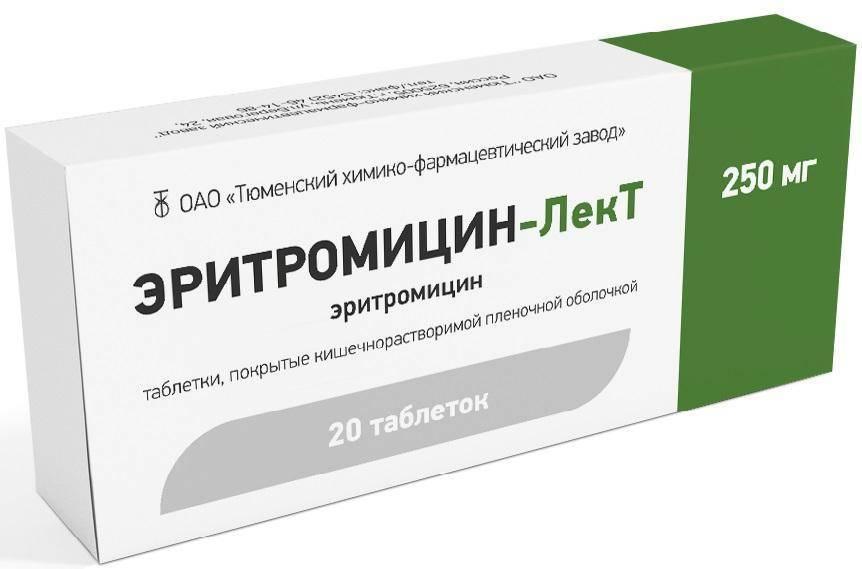 Антибиотики при уреаплазме: схемы лечения
