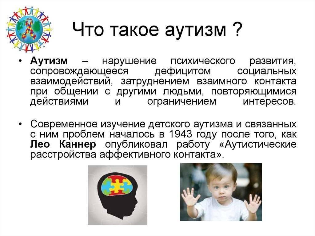 что значит аутист