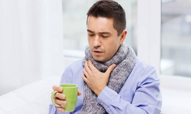 Изнуряющий сухой кашель у ребенка