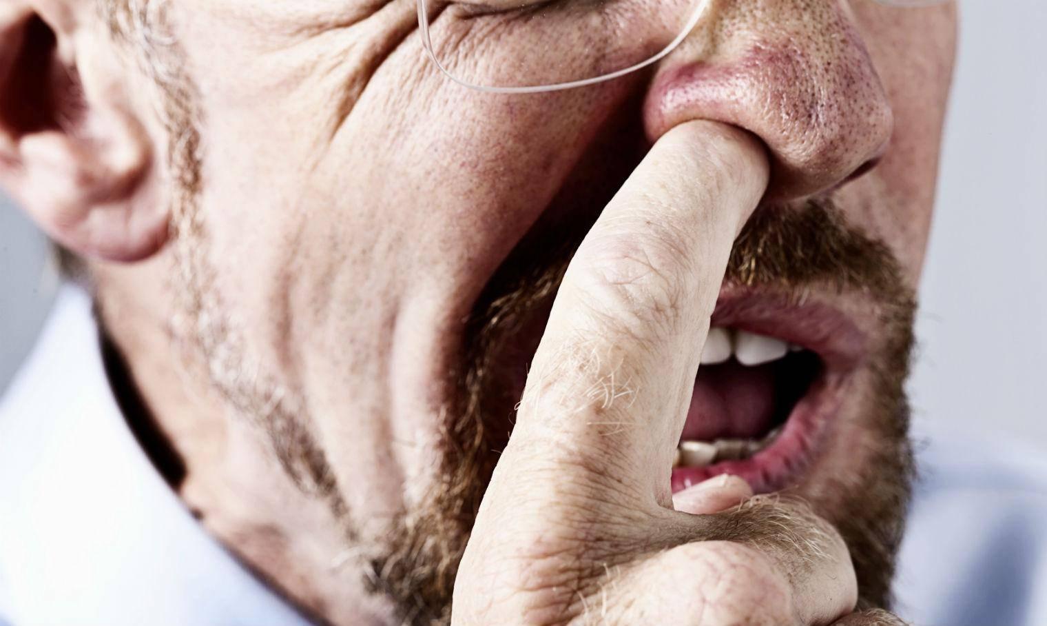 почему щекочет в носу