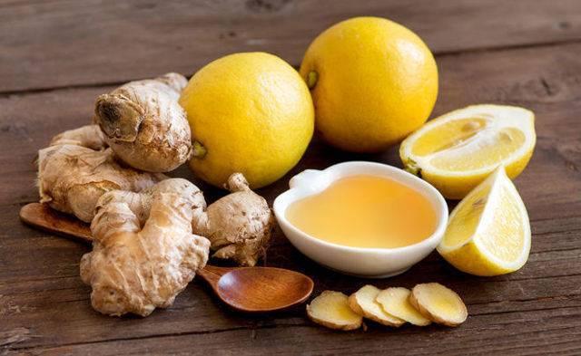 как лечить кашель имбирем