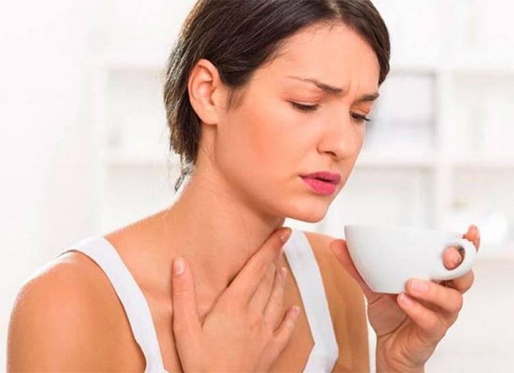 чем можно полоскать горло беременным при простуде
