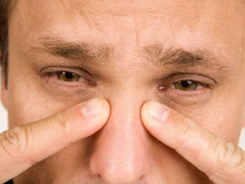 Как избавиться от першения в носу