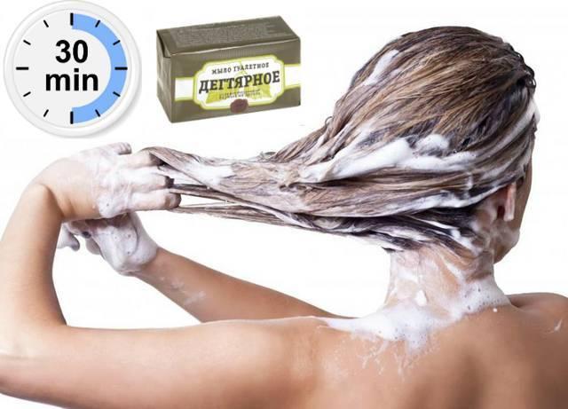 дегтярное мыло при педикулезе