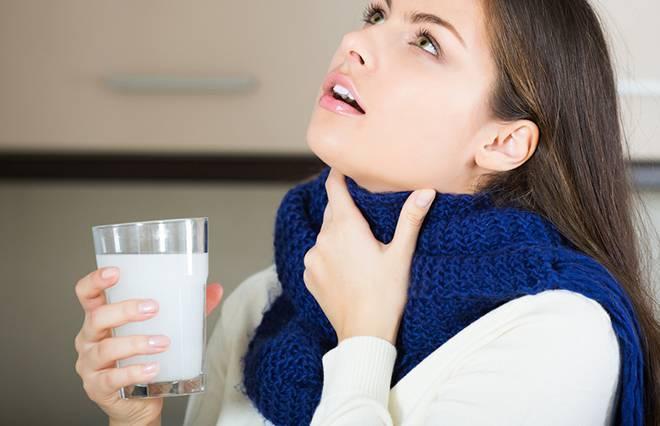 Компрессы на горло с водкой и спиртом при ангине и остром тонзиллите