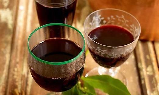 Как избавиться от кашля вином
