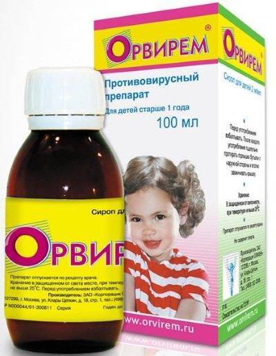 Противовирусные препараты при тонзиллите
