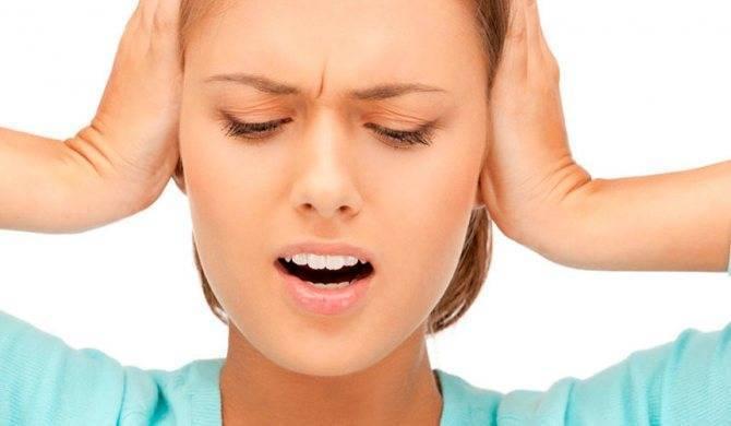 Закладывает уши давление повышенное или пониженное