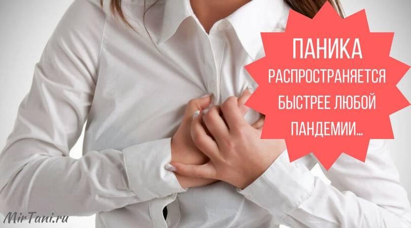 Панические атаки при всд. препараты и особенности питания при всд с паническими атаками