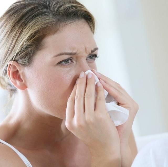 почему нос не дышит а соплей нет
