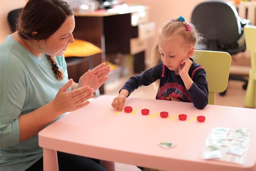 Специальное образование при аутизме иаутических чертах личности