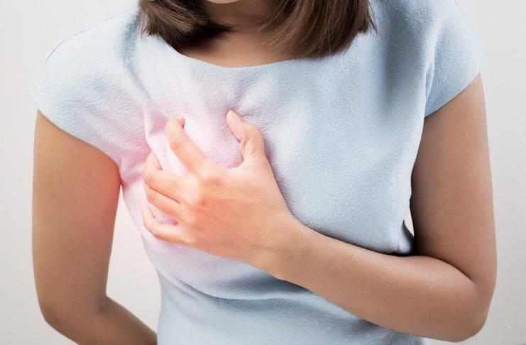 Почему при климаксе болят молочные железы, болит грудь при климаксе. почему болят грудные железы в менопаузе, болят ли соски после искусственного климакса - 45плюс