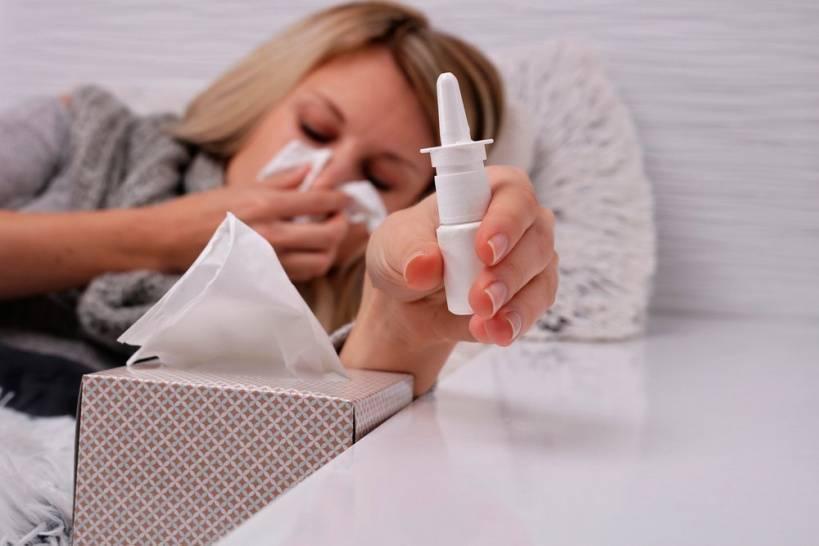 Какие капли в нос не вызывают привыкание?