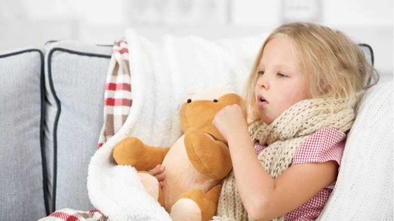 Ночной кашель у ребенка без повышения температурных показателей: причины и способы лечения