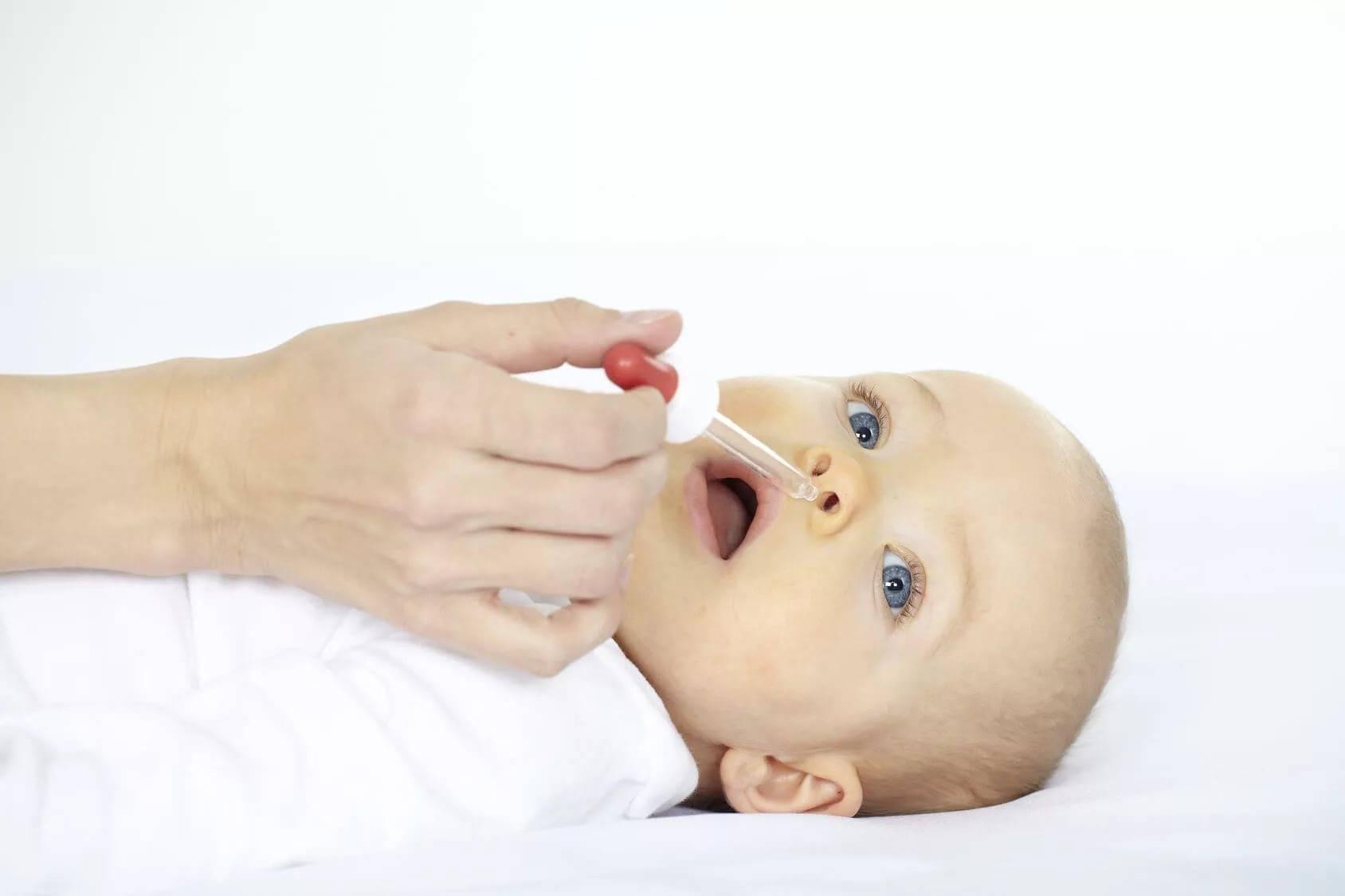 Как быстро вылечить насморк у грудничка? чем лечить насморк у новорожденного ребенка