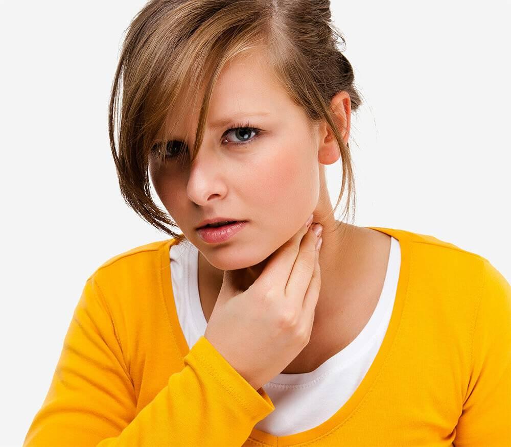 першение в горле и кашель причины