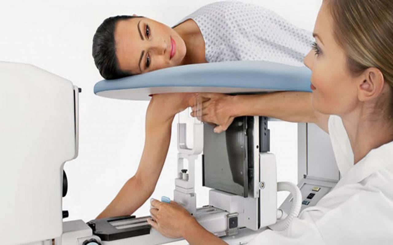 подготовка к маммографии