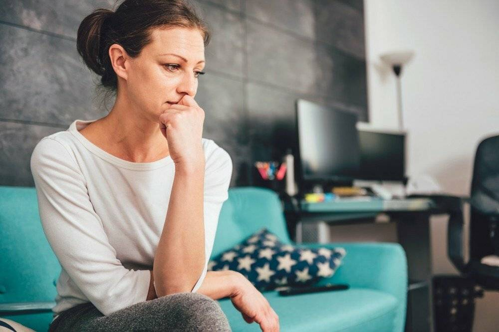 депрессия после развода