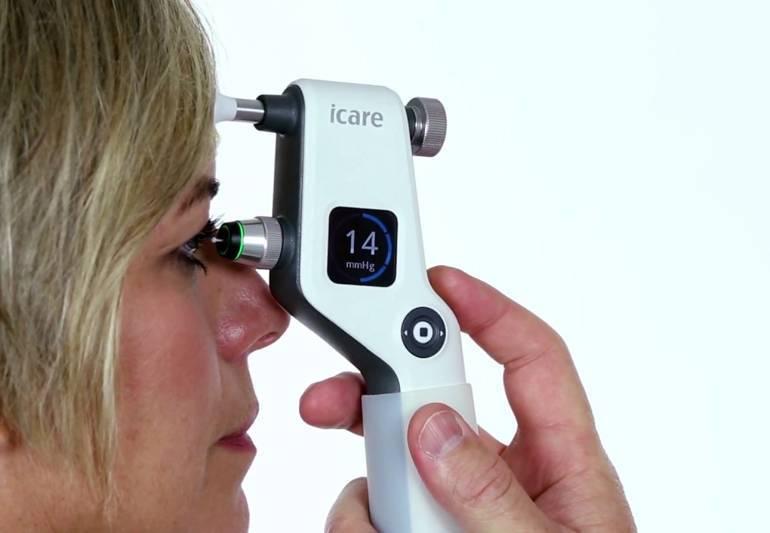 как проверить глазное давление в домашних условиях