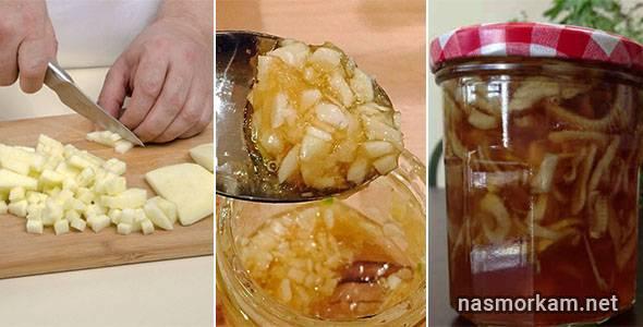 Лук с медом от кашля: рецепты для детей и взрослых