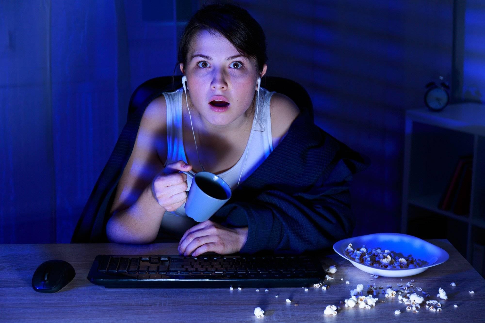 Интернет-зависимость: виды, признаки, пути решения!
