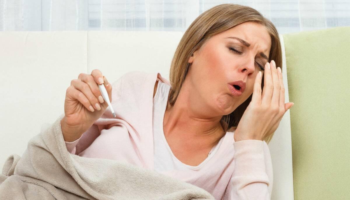 Сухой надсадный кашель у взрослого