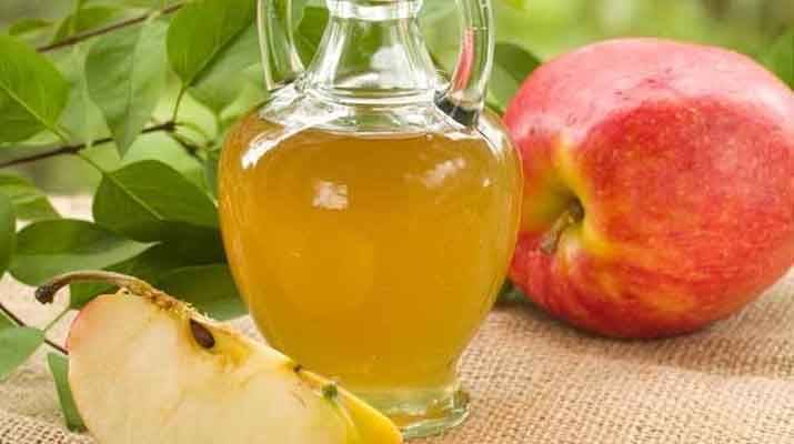 Яблочный уксус при ангине и отзывы о том, помогают ли такие полоскания
