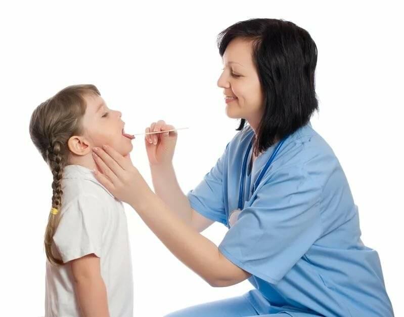 Герпетическая ангина у детей — лечение по комаровскому