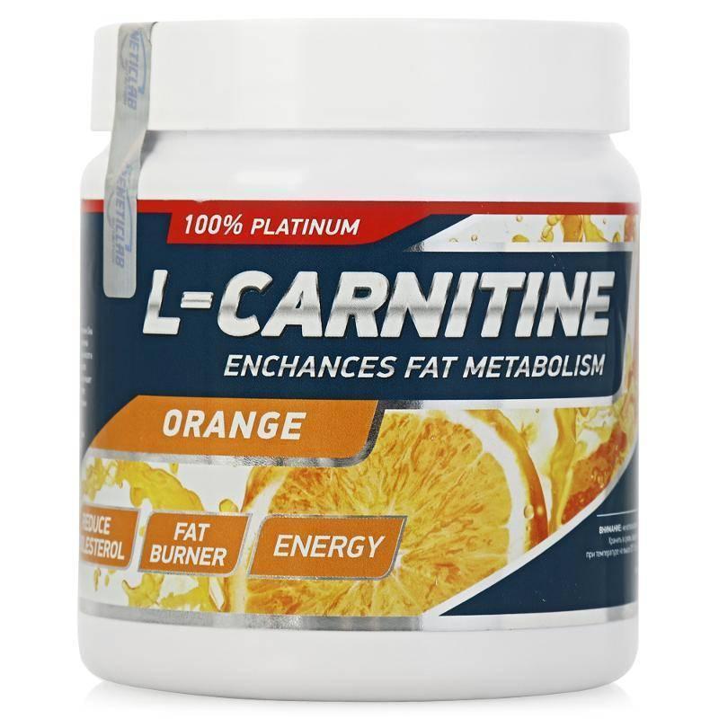 L-карнитин: полезные свойств и вред