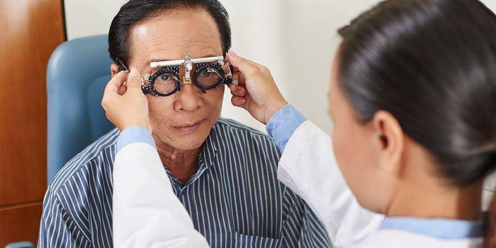 Правильная диета при глаукоме