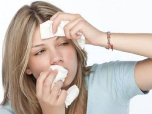 Головная боль при простуде но нет температуры
