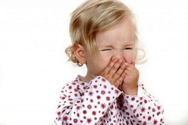 ринофарингит у ребенка