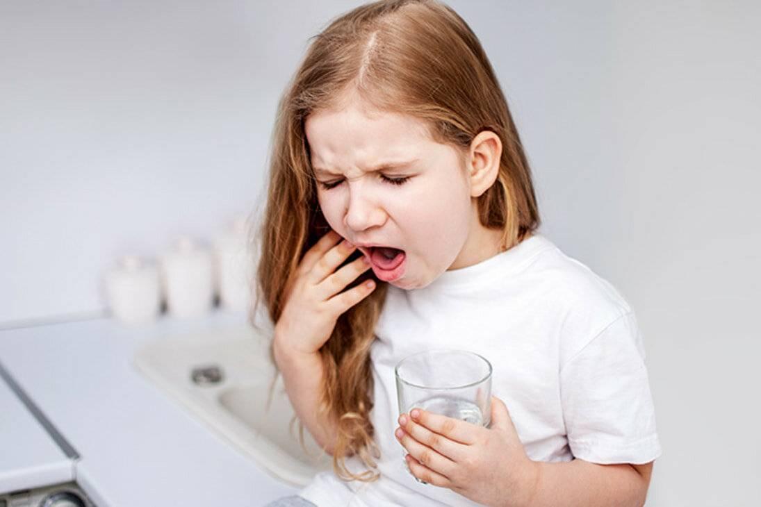 Удушающий кашель ночью у ребенка что делать