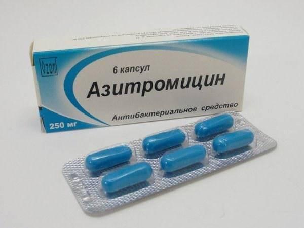 антибиотики при внутреннем геморрое