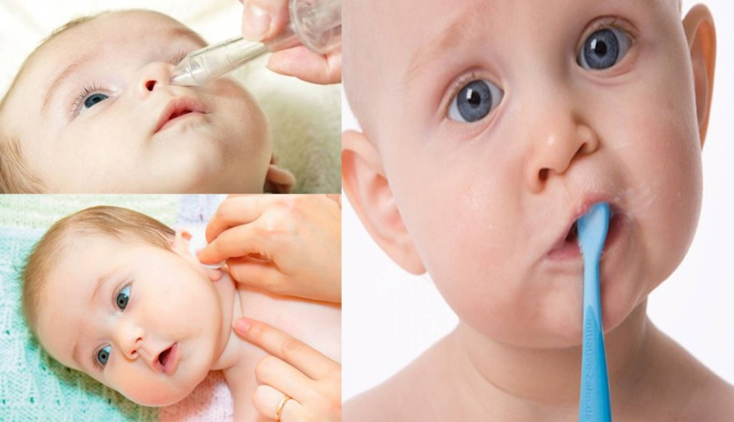 Как почистить нос?