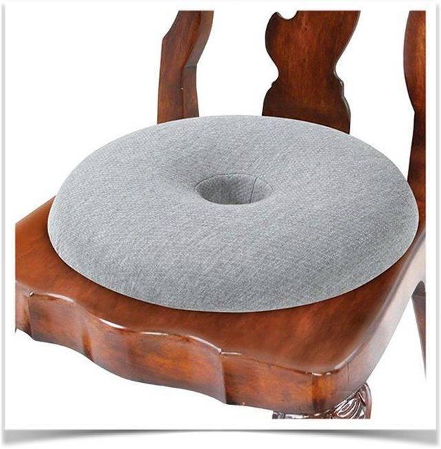 Какими бывают подушки от геморроя и как их правильно использовать?
