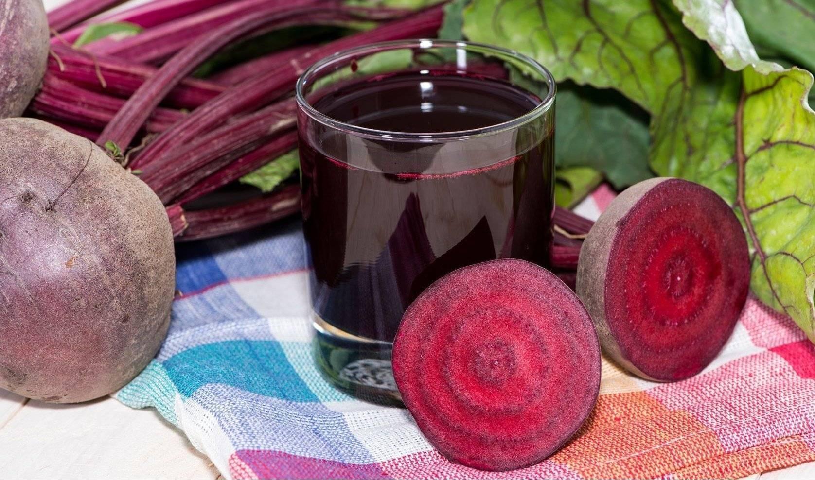 Свекольный сок от гайморита. лечение гайморита свекольным соком, рецепты